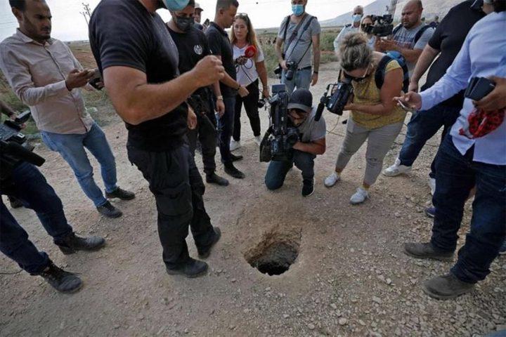 الاحتلال يشكل لجنة تقصي الحقائق في حادثة هروب أسرى جلبوع