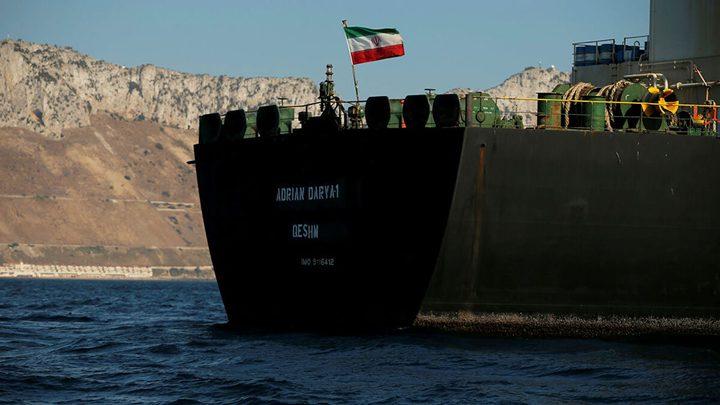 """""""حزب الله"""" يعلن عن وصول باخرة محملة بالمازوت من إيران إلى بانياس"""