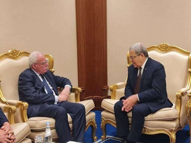 المالكي يلتقي نظيره التونسي على هامش اجتماعات الجمعية العامة