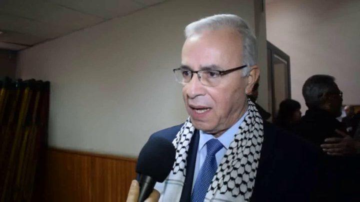 الرفاعي: الرئيس رسم مشهدا بانوراميا للقضية الفلسطينية