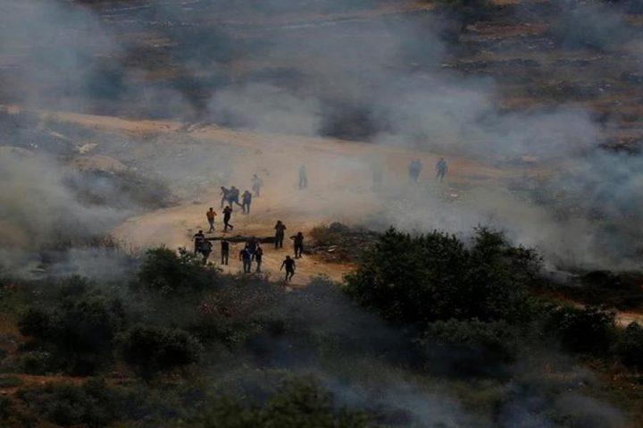 شهيد برصاص الاحتلال جنوب نابلس