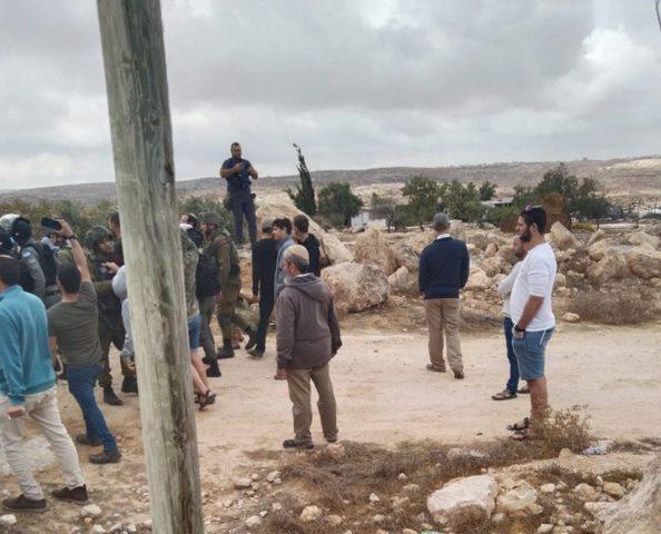 إصابات في اعتداء للمستوطنين على أهالي سوسيا جنوب الخليل