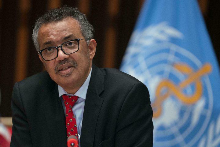 منظمة الصحة العالمية : تراجع ملموس لفايروس كورونا