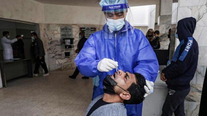 تسجيل 21 حالة وفاة و1492 إصابة جديدة بفيروس كورونا