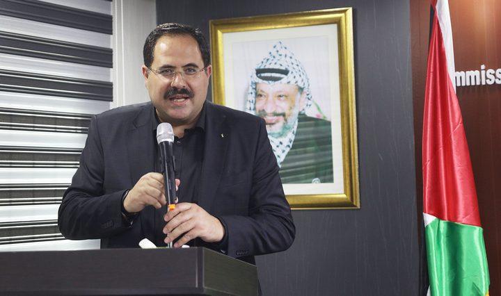 صيدم: خطاب الرئيس ثوري بامتياز وحمل هموم شعبنا الفلسطيني