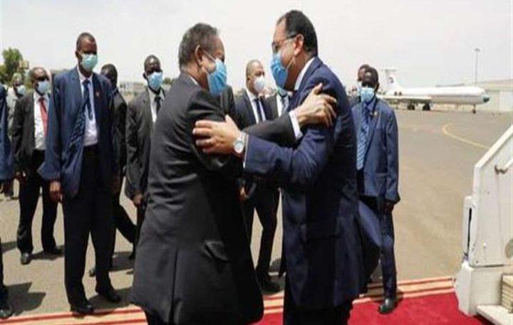 وفد حكومي سوداني رفيع المستوى يتوجه لشرق البلاد
