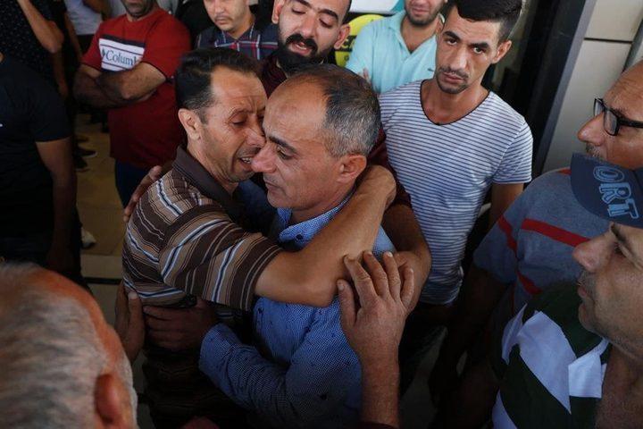 جنين: تشييع جثمان الشهيد أسامة صبح وإلقاء نظرة الوداع