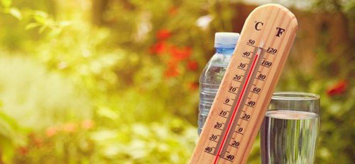 الأرصاد: ارتفاع درجات الحرارة اليوم وانخفاضها غدا