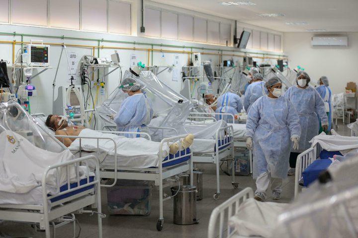 الصحة: 7 وفيات و1069 إصابة جديدة بفيروس كورونا