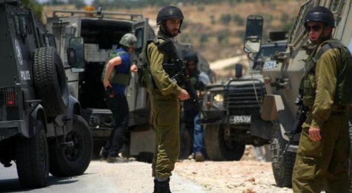 الاحتلال يشدد إجراءاته العسكرية في محيط بيت إكسا
