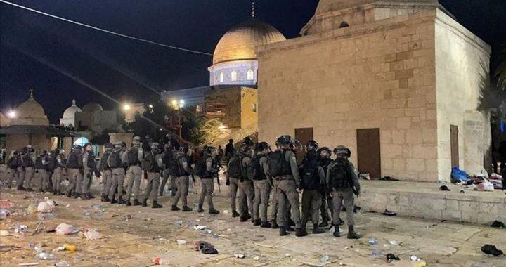 محافظة القدس: ما يجري في الأقصى محاولة لفرض وقائع جديدة