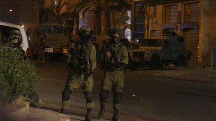 الاحتلال يعتقل شابا ويستولي على مركبته في عرابة