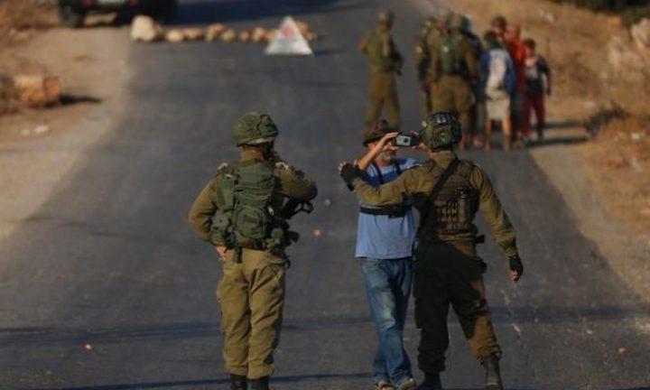 """الاحتلال فشل بالعثور على أسلحة بالضفة وعنصراه أصيبا """"بالخطأ"""""""