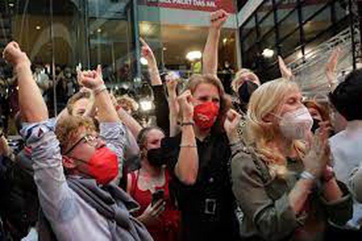 ألمانيا: الاشتراكيون الديمقراطيون يفوزون بنسبة 25.7%