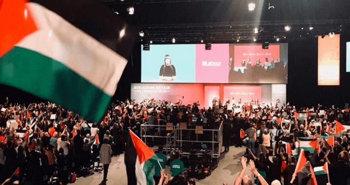 الرئيس يرحب بقرار حزب العمال البريطاني فرض عقوبات على إسرائيل
