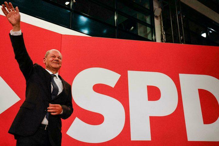 فتح تهنئ الاشتراكي الألماني والليبراليين لتقدمهم في الانتخابات