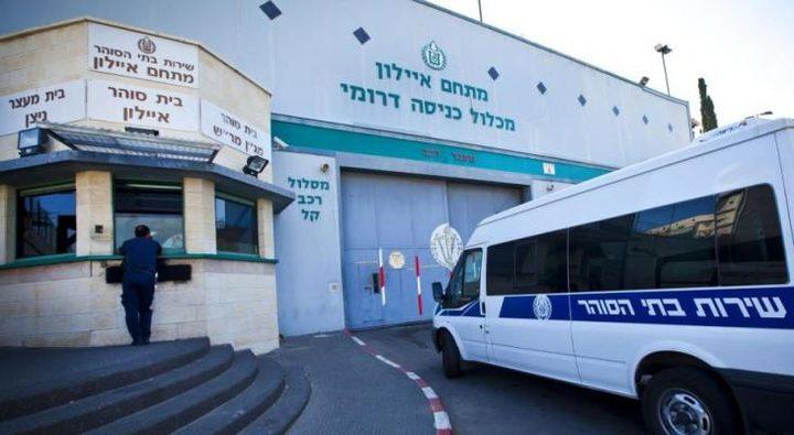 الاحتلال يتعمد تجاهل الاوضاع الصحية للأسرى المرضى في سجن الرملة