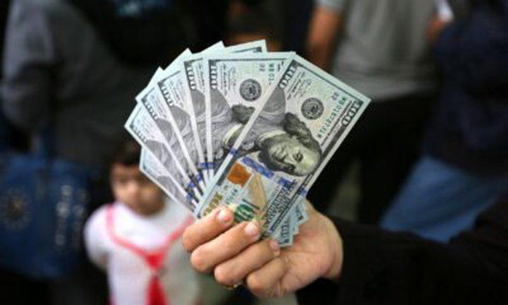 عجز في ميزان المدفوعات الفلسطيني بقيمة 236 مليون دولار
