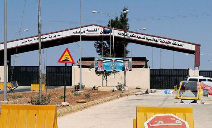 الأردن يعلن رسميا موعد تسيير النقل البري مع سوريا