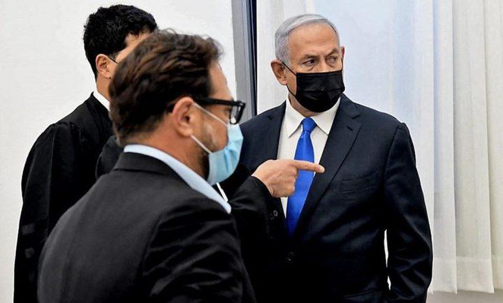 استئناف جلسات محاكمة نتنياهو