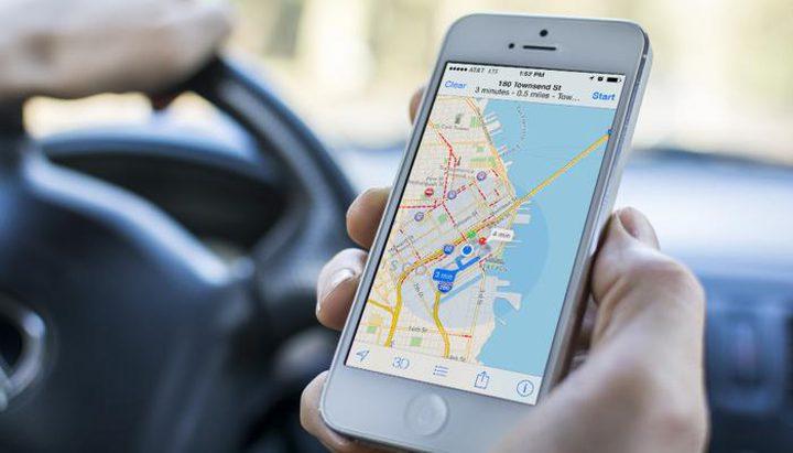 أبل تطور منظومة خرائط فريدة على هواتف آيفون