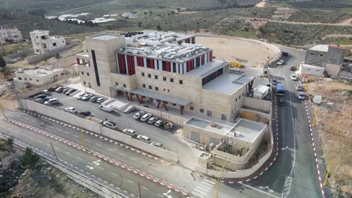الكيلة تفتتح مستشفى دورا الحكومي جنوب الخليل