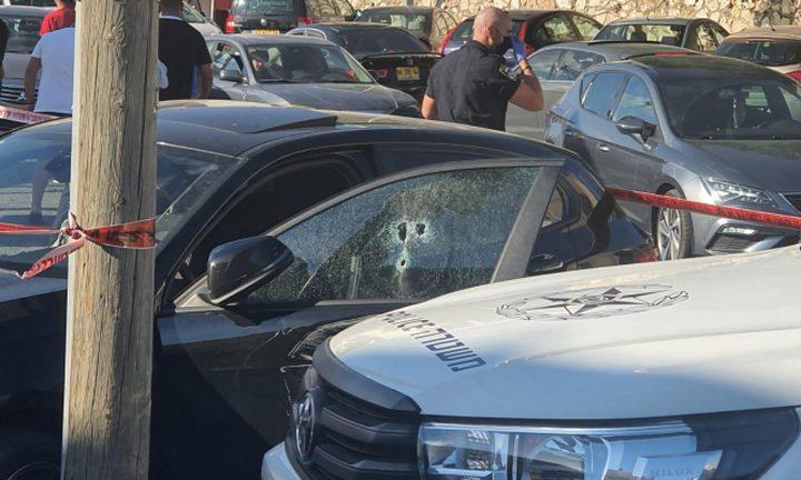 إصابة شابة بجريمة إطلاق نار في قرية الرامة