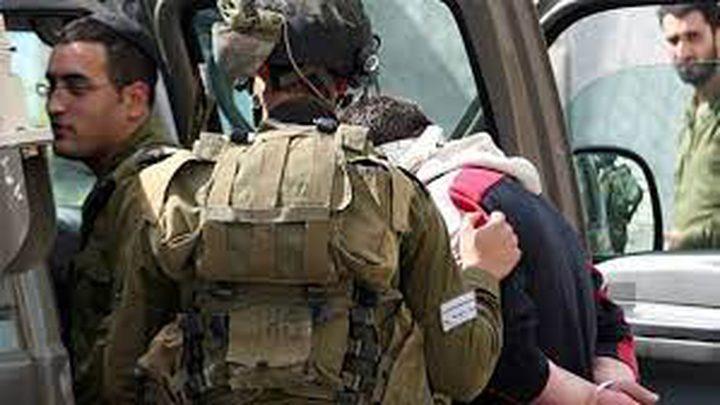حملة اعتقالات بالضفة والقدس