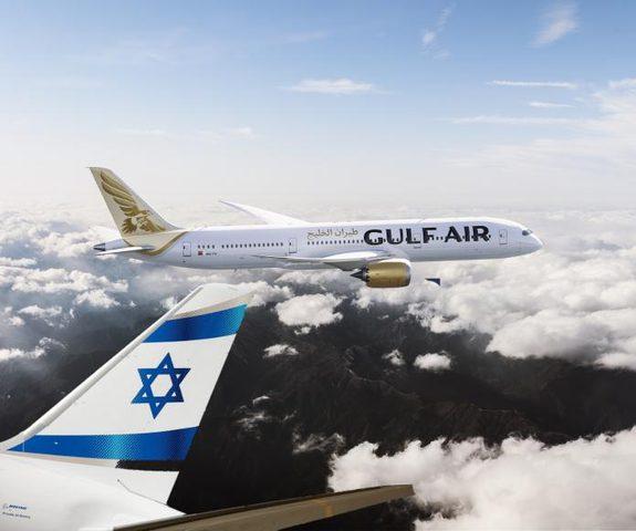 """تدشين خط طيران مباشر بين """"إسرائيل"""" والبحرين"""