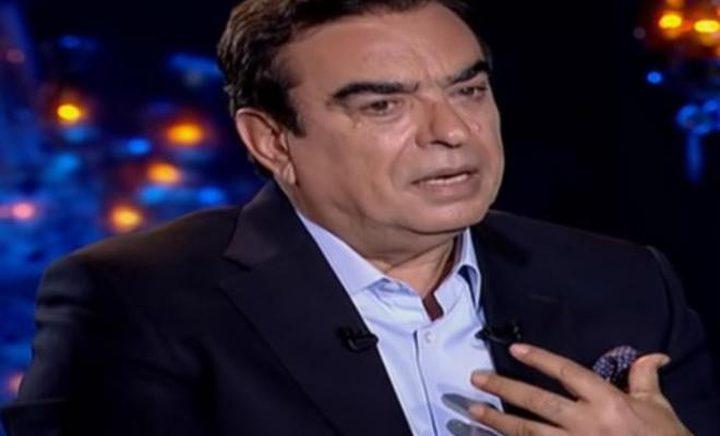 جورج قرداحي يوجه طلبا إلى مصر بعد توليه وزارة الإعلام اللبنانية