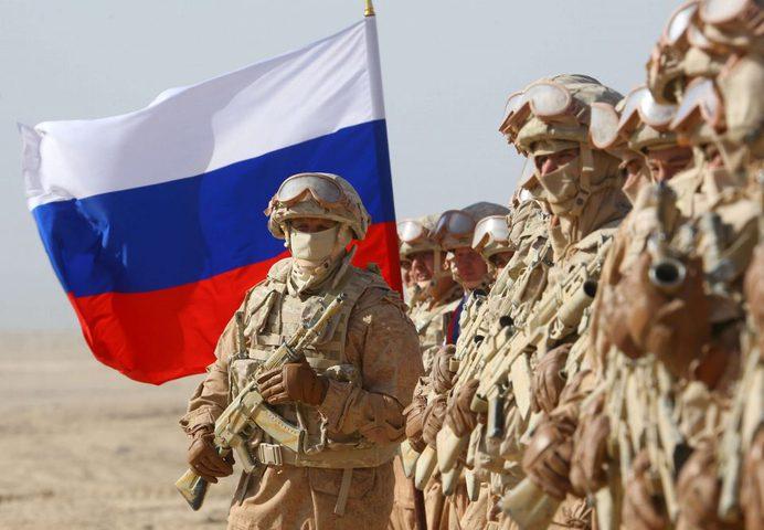 تدريبات عسكرية روسية في جبال طاجيكستان