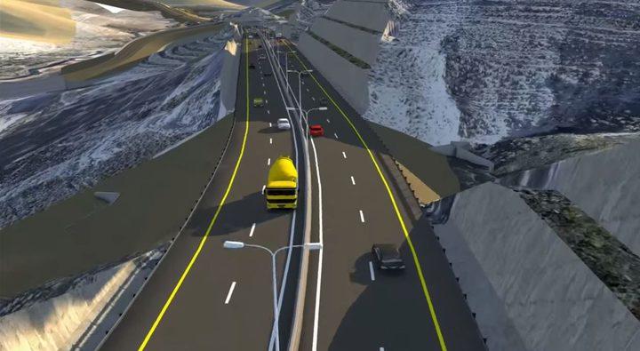 الأشغال العامة تنتهي من تصاميم مشروع الطريق البديل لوادي النار