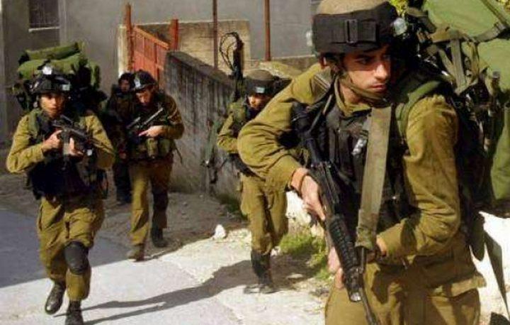 الاحتلال يقتحم بلدة بيت أولا شمال غرب الخليل