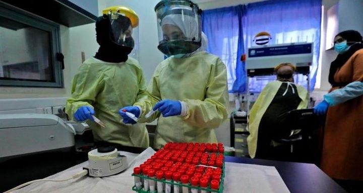 """18 وفاة و1461 إصابة جديدة بفيروس """"كورونا"""" و2212 حالة تعافٍ"""