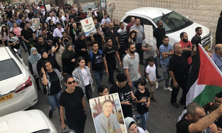 التجمع الوطني الديمقراطي:شعبنا أقوى من قمع الاحتلال