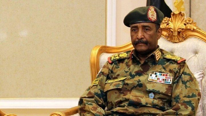 البرهان: نحرص على الشراكة مع المكون المدني في السودان