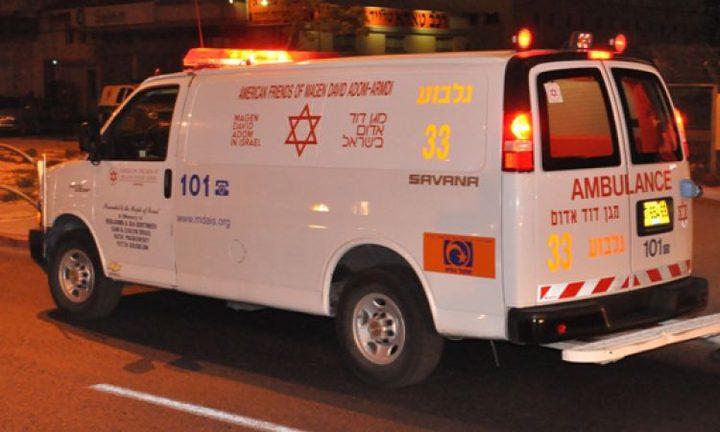 مصرع شاب في حادث طرق بالداخل الفلسطيني