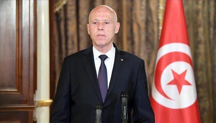 سعيد يدعو القضاء للتحرك ضد تمويلات الأحزاب في تونس