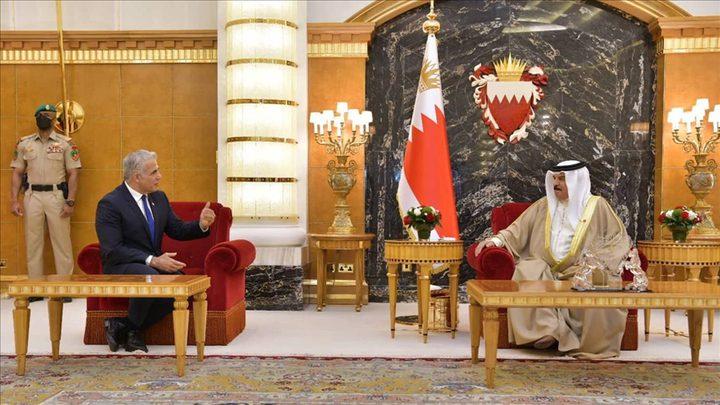 افتتاح سفارة اسرائيل في البحرين