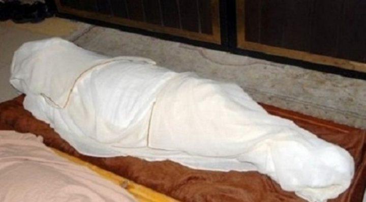 العثور على جثة رجل مدفونة  قرب حيفا