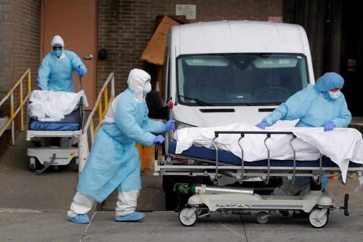 أميركا: ارتفاع عدد الوفيات جراء فيروس كورونا إلى 700 ألف حالة