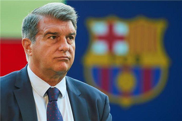لابورتا يحدد قاهر ريال مدريد لخلافة كومان
