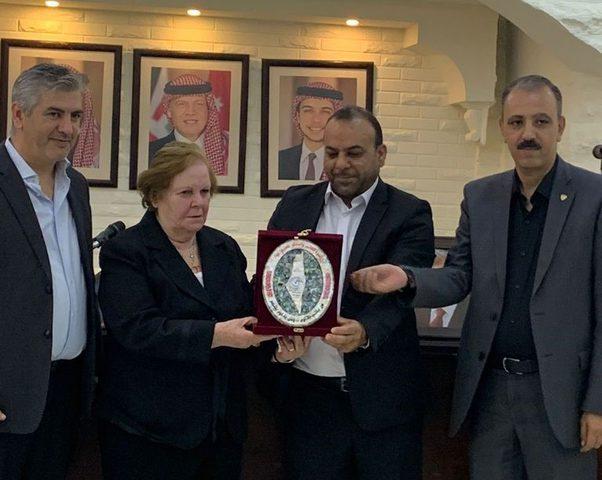 اتحاد الكتاب الفلسطينيين يحتفي بالمفكر ناصيف عواد