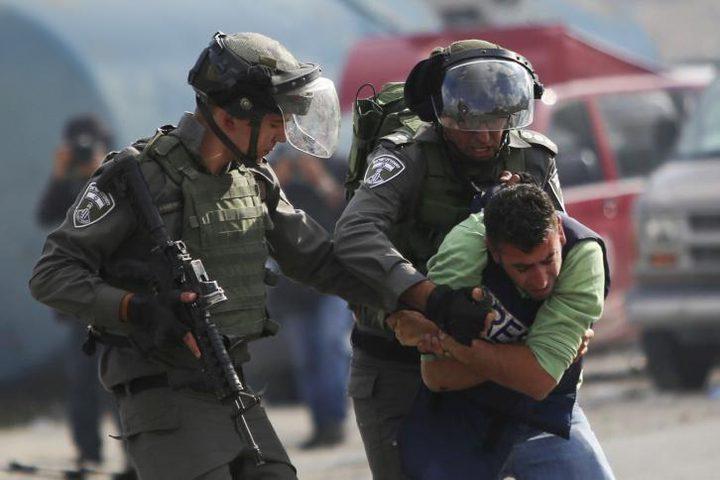 حصيلة اعتداءات الاحتلال ضد أبناء الشعب الفلسطيني في أيلول المنصرم