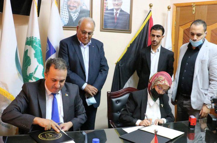 """اتفاقية لتنفيذ مشروع """"العلاج بالموسيقى"""" في غزة"""