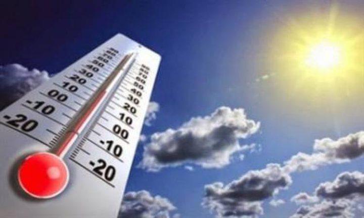 الطقس: انخفاض على درجات الحرارة لتبقى حول معدلها السنوي العام