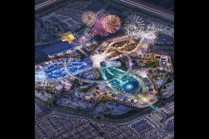 """في اليوم الأول لمعرض """"إكسبو دبي 2020""""..عشرات الآلاف من الزوار"""
