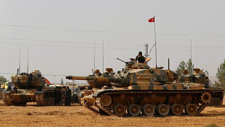 """تركيا تعلن """"تحييد 148 إرهابيا"""" في سوريا خلال سبتمبر"""