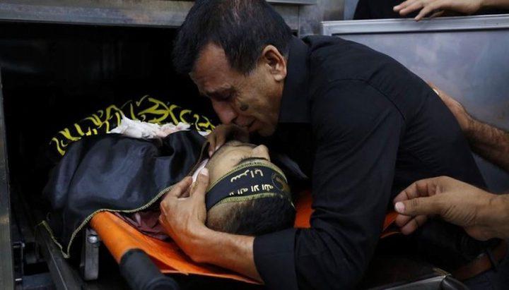 الرئيس يعزي والد الشهيد علاء زيود