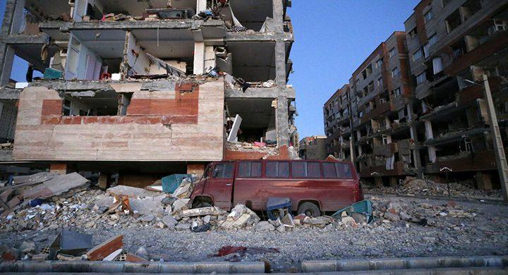 زلزال بدرجة 5.5 يضرب غرب إيران